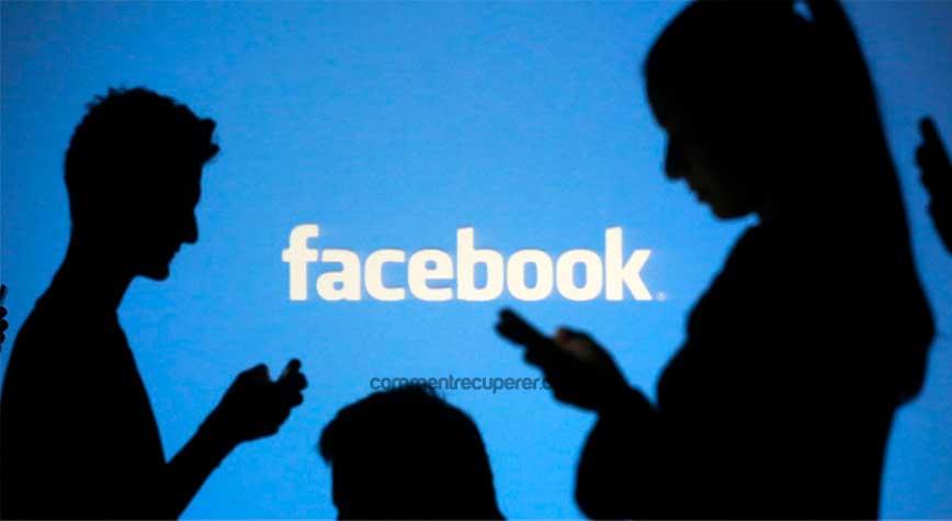 recuperer historique facebook