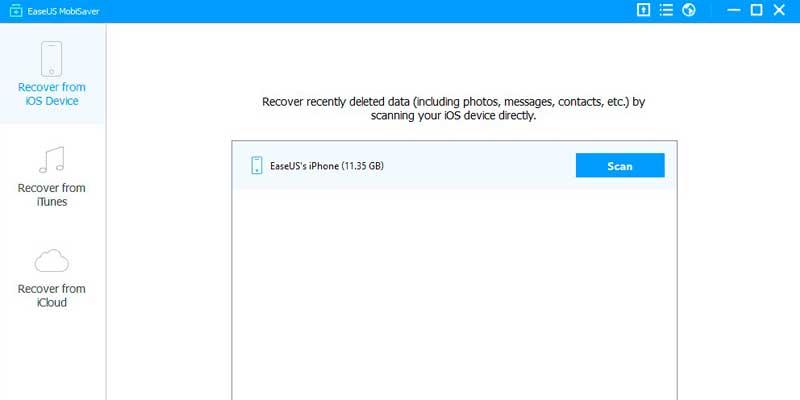 recuperer données iphone qui ne s allume plus