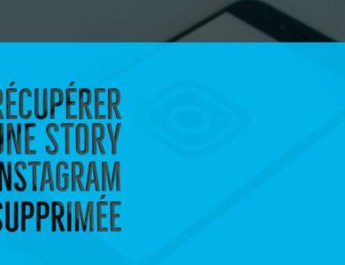 recuperer story instagram